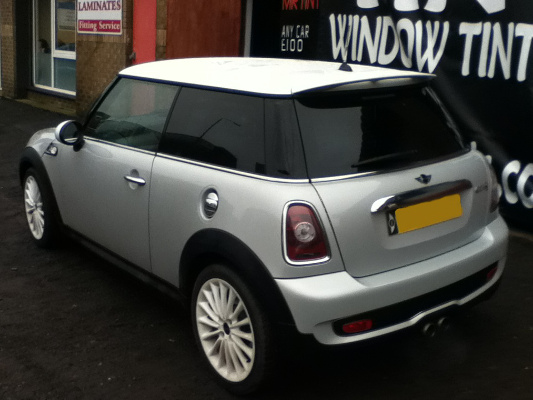Car Window Tinting Partick | Mr Tint Window Tinting