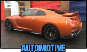 Automotive-Commercial-Domestic-Window-Tinting